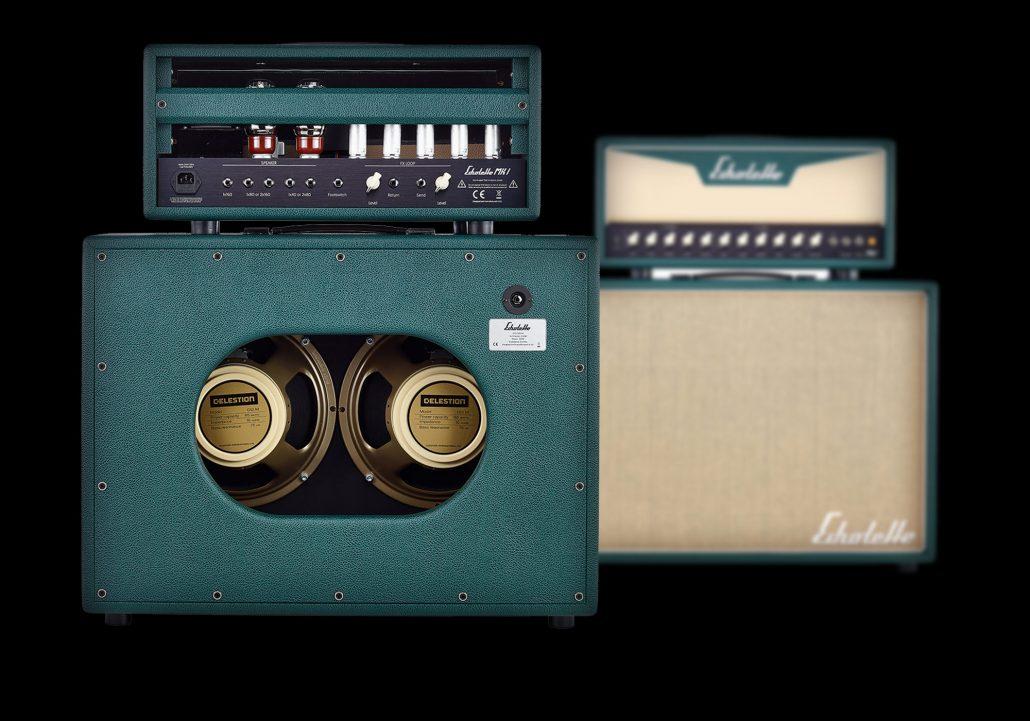 Echolette Box 4x12 Speaker