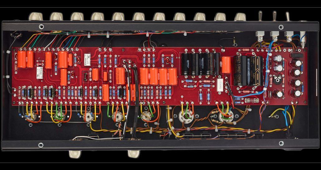 Echolette-Verstärker-PCB-Schaltung